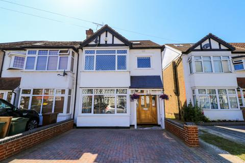 4 bedroom end of terrace house for sale - Ainslie Wood Gardens, Chingford, E4