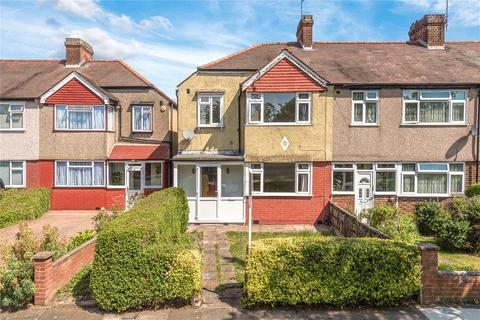 3 bedroom end of terrace house for sale - Victoria Road, Mitcham, CR4