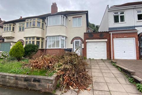 3 bedroom semi-detached house to rent - Bonsall Road, Erdington, Birmingham, B23 5SY