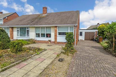 2 bedroom bungalow for sale - Priory Place, Choppington, Northumberland, NE62 5BA