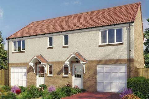 3 bedroom semi-detached house for sale - Plot 124, The Newton at Kings Meadow, Colcoon Park  EH23