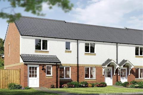 3 bedroom end of terrace house for sale - Plot 47, The Newmore at Mosswater View, Strath Brennig Road, Smithstone G68