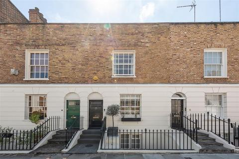 2 bedroom terraced house to rent - Bourne Street, SW1W