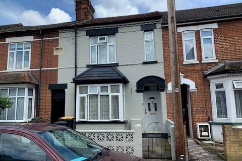 3 bedroom terraced house for sale - Foster Hill Road, Bedford, Bedfordshire, MK40