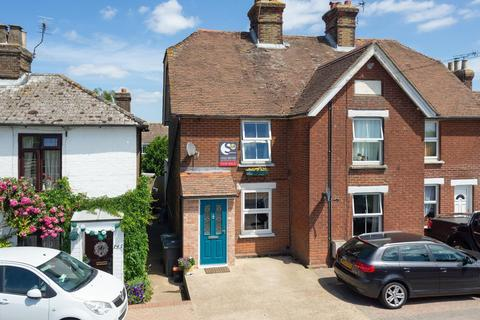 3 bedroom end of terrace house for sale - Heath Road, Coxheath, Maidstone, ME17