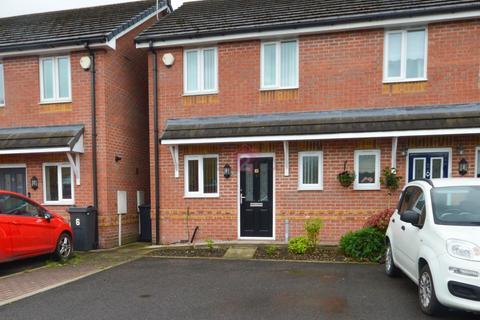2 bedroom semi-detached house to rent - Ravenshorn Way, Renishaw, Sheffield, S21