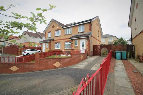 3 bedroom semi-detached house for sale - Dundonald Crescent, Coatbridge