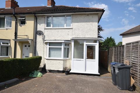 3 bedroom end of terrace house to rent - Cleeve Road, Yardley Wood, Birmingham
