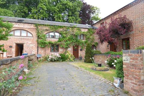2 bedroom barn conversion for sale - Home Farm Court, Ingestre, Stafford
