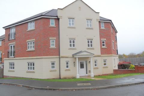 2 bedroom apartment to rent - Highfield Park Drive, Broadway, Derby DE22 1JU