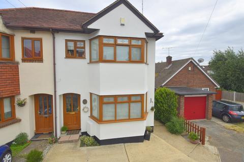 4 bedroom semi-detached house for sale - Norton Road, Chelmsford, CM1 2QP
