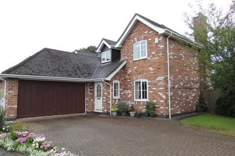 4 bedroom detached house for sale - St Vincent Drive, Hartford