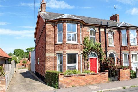 3 bedroom semi-detached house for sale - Chapel Road, Saxmundham, IP17