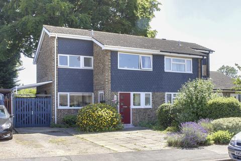 3 bedroom semi-detached house for sale - Park Avenue, Little Paxton, St. Neots