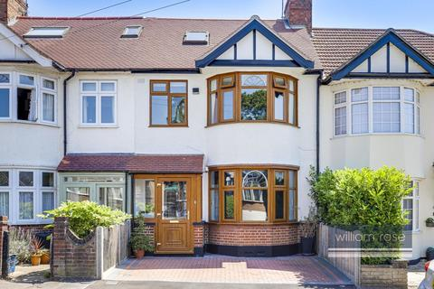 4 bedroom terraced house for sale - Durham Avenue, Woodford Green