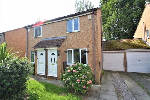 2 bedroom semi-detached house for sale - Newby Close, Norton, Stockton, TS20 1TS