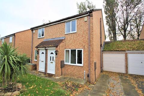 2 bedroom semi-detached house - Newby Close, Norton, Stockton, TS20 1TS