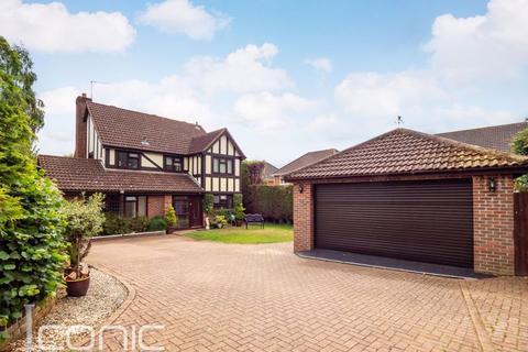4 bedroom detached house for sale - Ashdown, Taverham, Norwich
