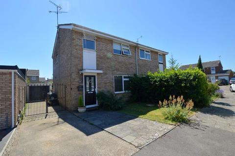 3 bedroom semi-detached house for sale - Bembridge Gardens, Bramingham, Luton, Bedfordshire, LU3 3SH