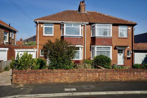 3 bedroom semi-detached house for sale - Derwentdale Gardens, High Heaton