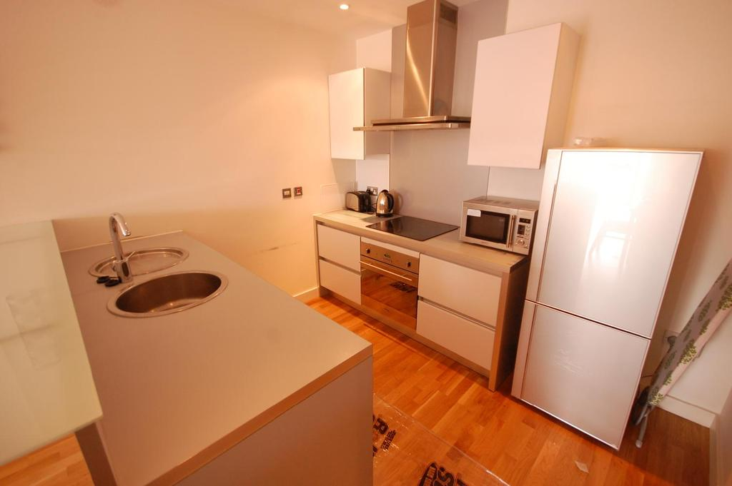 2 Bedrooms Flat for sale in Quayside