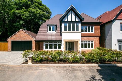 5 bedroom house for sale - Timsbury Rise, 1 Regents View, Manor Drive