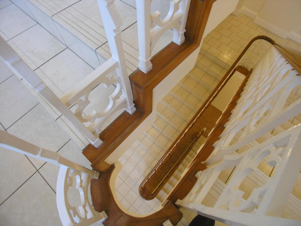 Residents Staircase