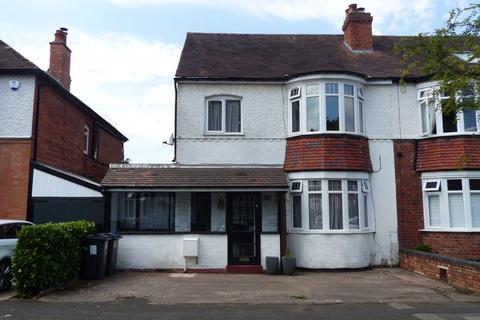 3 bedroom semi-detached house for sale - Frederick Road, Sutton Coldfield