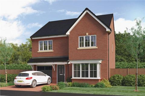 4 bedroom detached house for sale - Plot 151, The Tressell at Westburn Village, Victoria Road West NE31