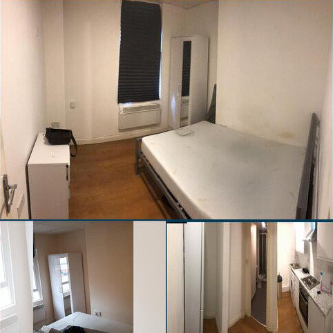 Studio to rent - Streatham High Road, London SW16
