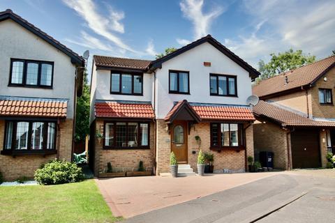 4 bedroom detached villa for sale - Duncryne Place, Bishopbriggs, G64 2DP