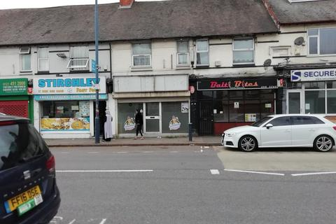 Shop to rent - Pershore Road, Stirchley, Retail Shop With Flat Above