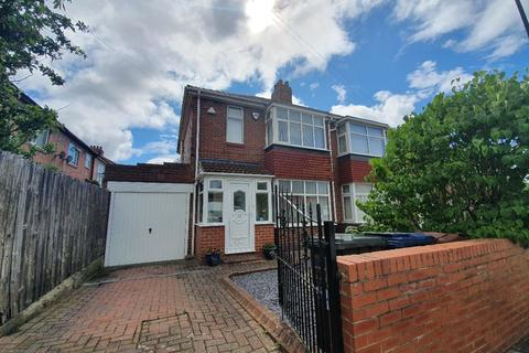 3 bedroom semi-detached house for sale - Cliftonville Avenue, Newcastle upon Tyne