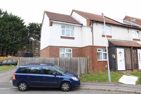 3 bedroom end of terrace house for sale - HEAVILY EXTENDED FAMILY HOME on The Ridings