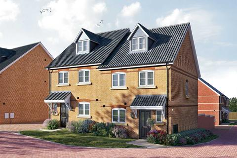 4 bedroom detached house for sale - Plot 29, The Aslin at Meridian Gate, Newmarket Road, Royston, Hertfordshire SG8