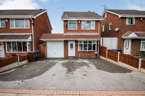 3 bedroom detached house for sale - Beaufort Avenue, Werrington, Staffordshire, ST9
