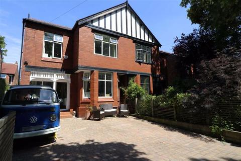 5 bedroom semi-detached house for sale - Burford Drive, Whalley Range, Manchester, M16