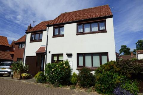 3 bedroom link detached house for sale - Globe Mews, Beverley, East Riding of Yorkshire, HU17 8BQ