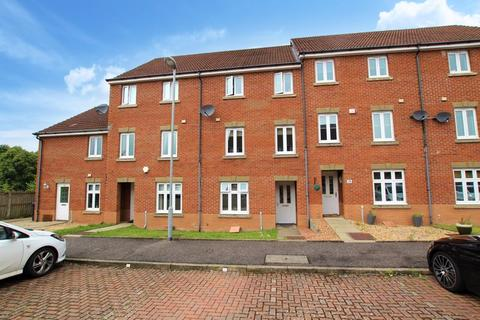 3 bedroom townhouse for sale - Toul Gardens, Motherwell