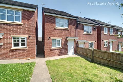 2 bedroom semi-detached house for sale - East Terrace, Chatterley Heights, Stoke-On-Trent