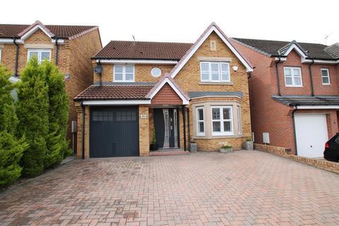 4 bedroom detached house for sale - Kipling Way, Crook