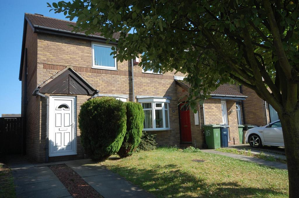 2 Bedrooms End Of Terrace House for sale in Gateshead