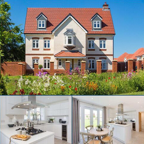 5 bedroom detached house for sale - Plot The Kingsbury 010, The Kingsbury at Mildenhall, Dorset DT9