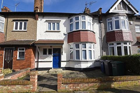 3 bedroom terraced house for sale - Rosemary Avenue, Finchley, London, N3