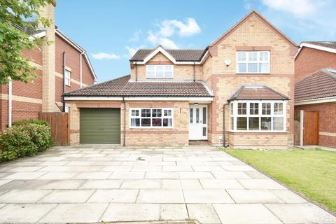 4 bedroom detached house for sale - Tadman Close, Beverley