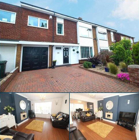 4 bedroom terraced house for sale - Chiltern Road, Preston Grange, North Shields