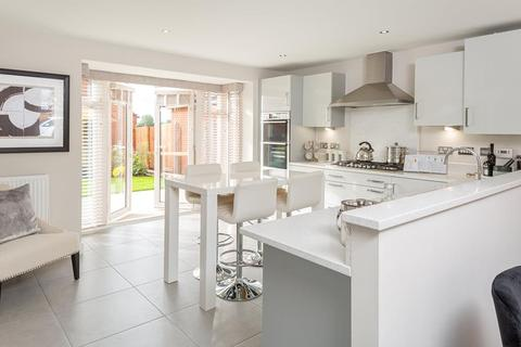 4 bedroom detached house for sale - Plot 109, Layton at Park View @ TGV, Gimson Crescent, Tadpole Garden Village, SWINDON SN25