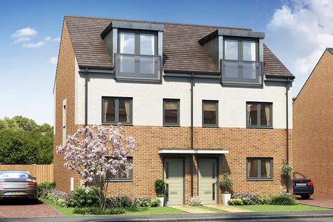3 bedroom house for sale - Plot 1011, The Corbridge at The Rise, Newcastle Upon Tyne, Off Whitehouse Road NE15