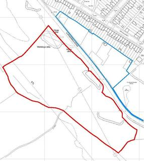 Land for sale - Approx 7.2 Acres of Land, Llanwonno Road, Mountain Ash, CF45 3NB