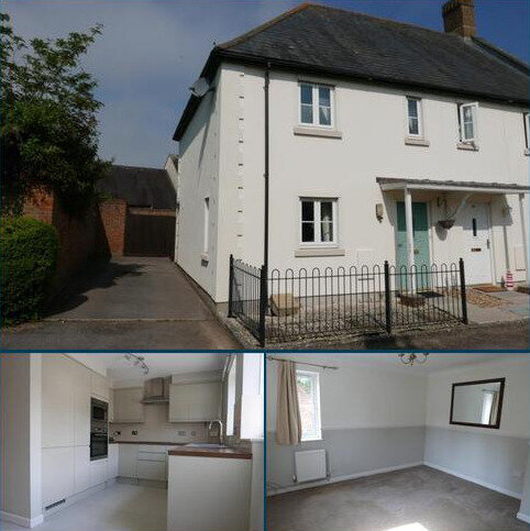 2 bedroom semi-detached house to rent - Birch Avenue, Blandford St Mary, Blandford Forum, Dorset DT11